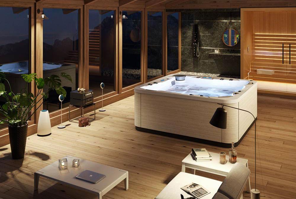 Spas à usage résidentiel – Premium Line